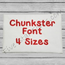 Chunkster Font