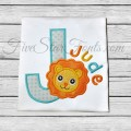 Lion Applique Font