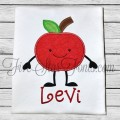 Apple Cutie Applique