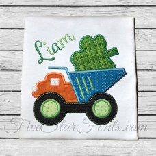 Shamrock Truck Applique