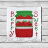 Strawberry Jam Applique