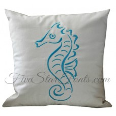 Stylistic Seahorse