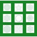 Classic and Modern Celtic Quilt Blocks 9 Different Designs