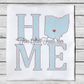 Home State OH Quick Stitch Designs Ohio