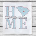 Home State SC Quick Stitch Designs South Carolina