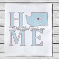 Home State WA Quick Stitch Designs Washington