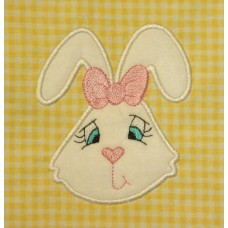 FREE - Miss Cotton Applique Design
