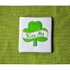 Shamrock Banner Applique