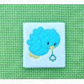 St Patrick Bird Applique