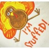 Silly Turkey Applique