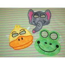 Fun Masks - Animals - Set 1