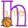 Basketball - Monogram font 19