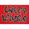 Exclusive CHEER LEADER Double Applique