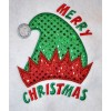 Christmas Elf Hat Applique