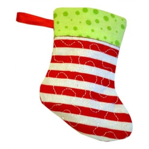 Christmas Stockings In The Hoop