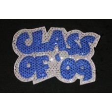 Exclusive Class of '09 Double Applique