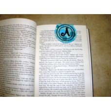 Click It Monogram Bookmarks