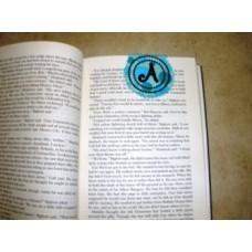 Click It Monogram Bookmarks