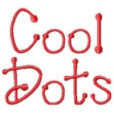 Cool Dots Font