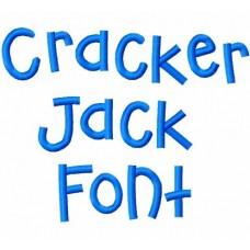 Cracker Jack Font