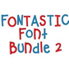 Fontastic Font Bundle 2
