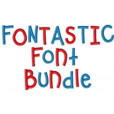 Fontastic Font Bundle 1