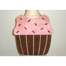 Cupcake Bibs In the Hoop