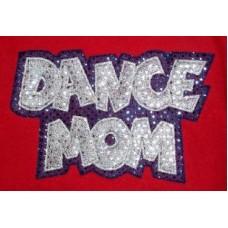 Exclusive DANCE MOM Applique