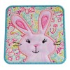 Easter Bunny Square Applique