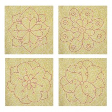 Spring Flower Quilt Blocks