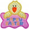 Chick Peeker Applique