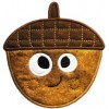Silly Sweet Acorn Applique