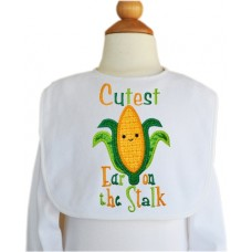 Corn Applique Cutest Ear on the Stalk