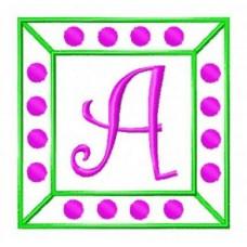 Font Frame 7