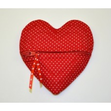 FREE Heart Coin Purse In the Hoop