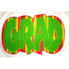 Exclusive GRAD Double Applique