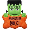 Spooky Sweet Halloween Monster Applique
