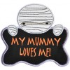 Spooky Sweet Halloween Mummy Applique