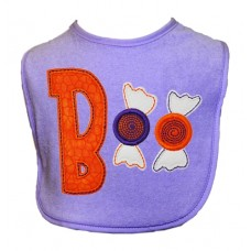 Halloween Boo Candy Applique