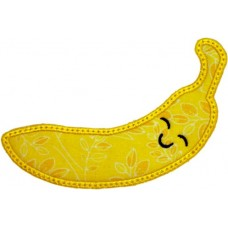 Happy Fruit Banana Applique