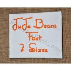 JuJu Beans Font