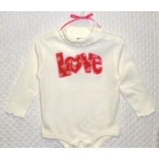 Love 2 Applique Design