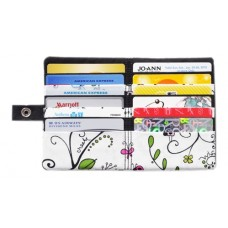 6x10 Credit Card-Loyalty Card Wallet In the Hoop