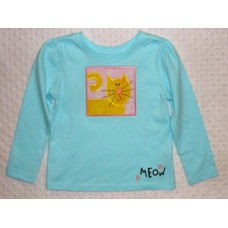 Exclusive Meow Kitty Applique