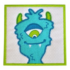 Silly Monster Blocks 6