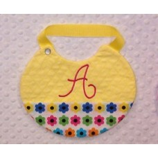 Quilted Oval Bibs for PR, M4 and Pfaff
