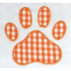 FREE Paw Print Applique Design