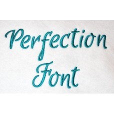 Perfection Script Font