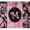 Monogram Zipper Pulls In the Hoop
