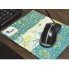 Mouse Pads ITH - Pieced Quilted Monogrammed